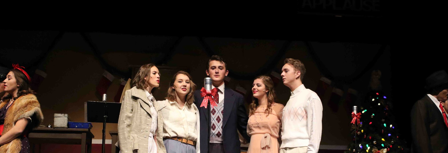 """It's a Wonderful Life"" presented by the WHS Off Broad Street Players"