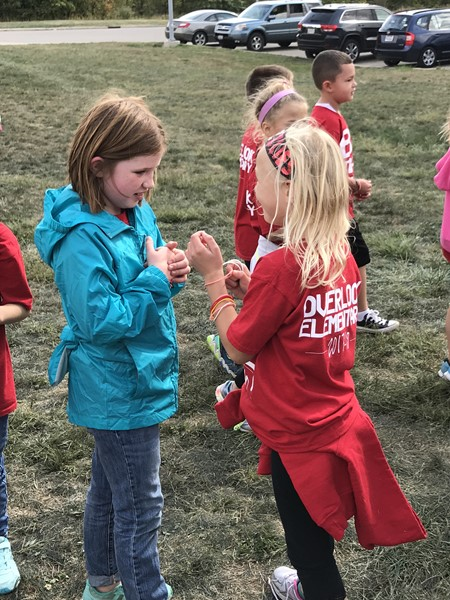 Overlook PTO Walk-A-Thon